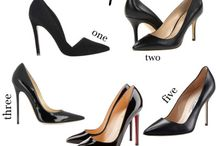 pumps/heels/wedges/boots