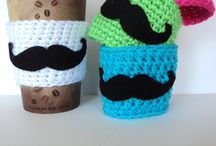 crocheted/knitted cozy and coasters / by Samantha Karr-Tom