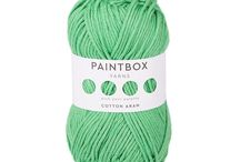 Paintbox Yarns Cotton Aran