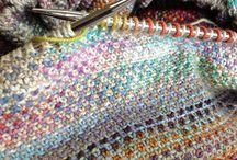 вязание спицами 5