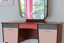 upcycled dressing table ideas