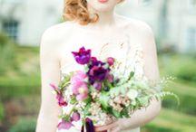 Wedding {Pantone Radiant Orchid 2014}