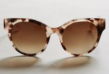~ Glasses and sunglasses ~