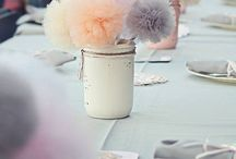 Summer Wedding / Colors/Tones that are perfect for a summer wedding.
