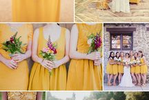 GELBE Hochzeit