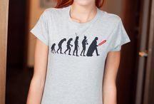 TV/Film Dames T-Shirts
