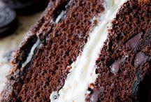 Dessert kake