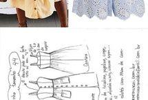 robes à coudre