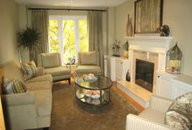 Living room ideas / by Heather Britton