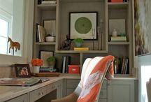 { home office } / by Brandy Ketterer