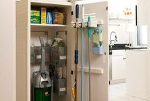 Utility Closet / by Alize Busic