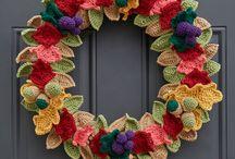 Fall Patterns - Knit and Crochet