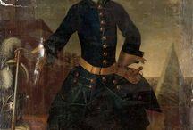 Karl Fredrik / 1700-1739