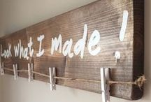 Craft Projects to Try