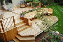 Deck / by Cindy Miles