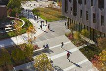 Campus/university design