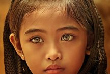 EYES Windows to the Soul. / my favorite feature of anyone, male or female  / by Tina Butterfield