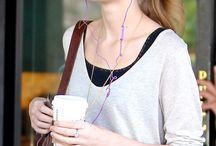 Celebrities Wearing Headphones / Our favorite celebs enjoying music wearing headphones/earphones. Our dream is to see everyone in the world wearing Westone in-earphones!  / by Westone Audio