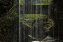 waterfalls / by Taffysue Love