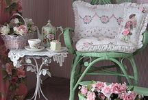 Shabby Chic design & Projects