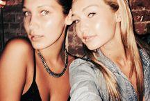 Sisters Hadid