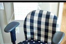 Forrar sillas oficina