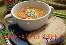 Easy or Crockpot Food