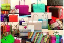 Bolsas artesanales  / Arte en bolsas