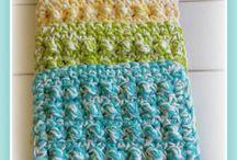 Crochet Kitchen, Bath & Home Patterns