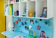 Put Me Away / Children's rooms storage ideas