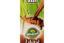 Bolti növényi tejek