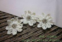 かぎ針編み 花