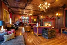 coolest rooms in the house / by Nikeisha Lipford