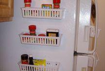 Stockpile Storage Ideas