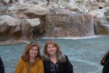 Viajes / En Roma, la Fontana de Trevi