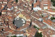 Lucca città da scoprire / chiese monumenti angoli segreti negozi  bar curiosità eventi...dove dormire, dove mangiare...