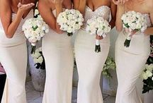 Bridesmaid Dresses / Find the latest designer shades and silhouettes for the perfect dress for your bridesmaids. Discover designer bridal party dresses that flatter every body & style.