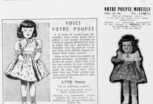 Poupée Mireille
