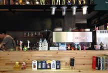 Cafe & Roastery / 카페 사진 및 맛 설명