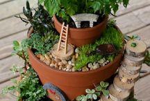 Jardinería y terraza