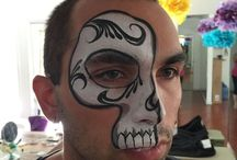 Masquerade Face Painting