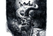 Duncan Fegredo Art / I love this guy's work on Hellboy.