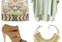 clothes&accessories  / by Sarah Hunkeler