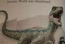 Jurassic World love