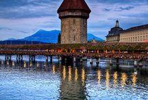 Shopping in Luzern