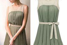 pluse size dresses / by Samantha Butler Spencer