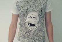 t-shirts / by luna war