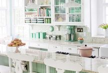 Home: Kitchens & Dining / by Brittnie Sigamoney
