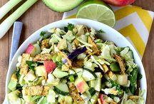 salads / by Lori Grabowski