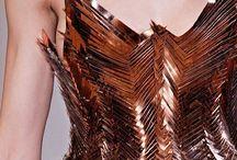 Textielachtige materialen/stoffen voor Mode